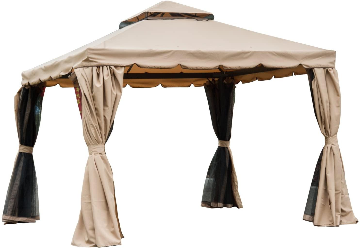 Outsunny Outdoor Gazebo Canopy