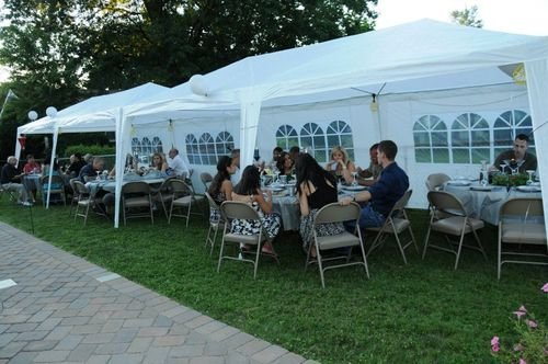 Quictent 10 ×20 oOutdoor Gazebo Canopy Wedding Party