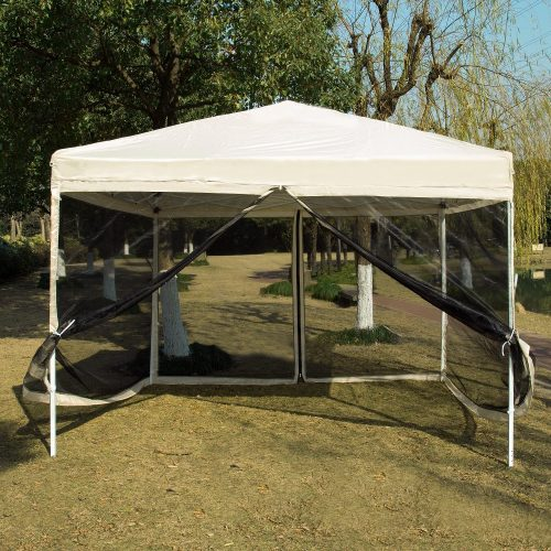 Vivohome Outdoor Easy Pop-up Party Canopy